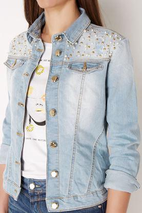 Immagine di Giacchetto jeans  Donna GAUDI art. 73BD36266