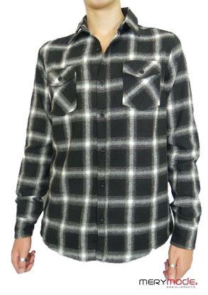 Immagine di camicia felpata ragazzo  Trez art. colt-475