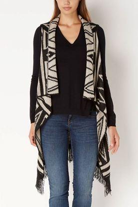 Immagine di Gilè in  maglia  donna Gaudì art. 64bd56225