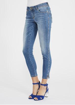 Immagine di Jeans skinny con rivetti art. 911BD26017